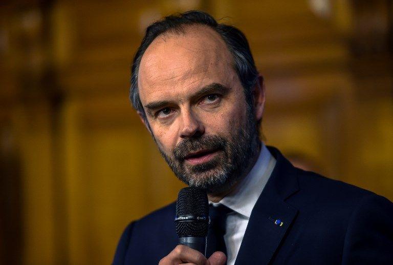 """Réforme de la SNCF : Édouard Philippe est décidé à aller """"jusqu'au bout"""""""