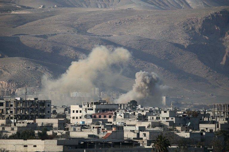 Syrie : frapper Bachar El Assad soit. Mais quid des Russes, Iraniens et autres Turcs solidement ancrés sur le terrain ?
