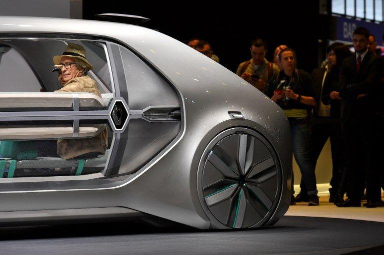 Les constructeurs automobiles signent la paix avec les start-up et préparent une chaine industrielle totalement nouvelle. Pour une fois, la France n'est pas en retard