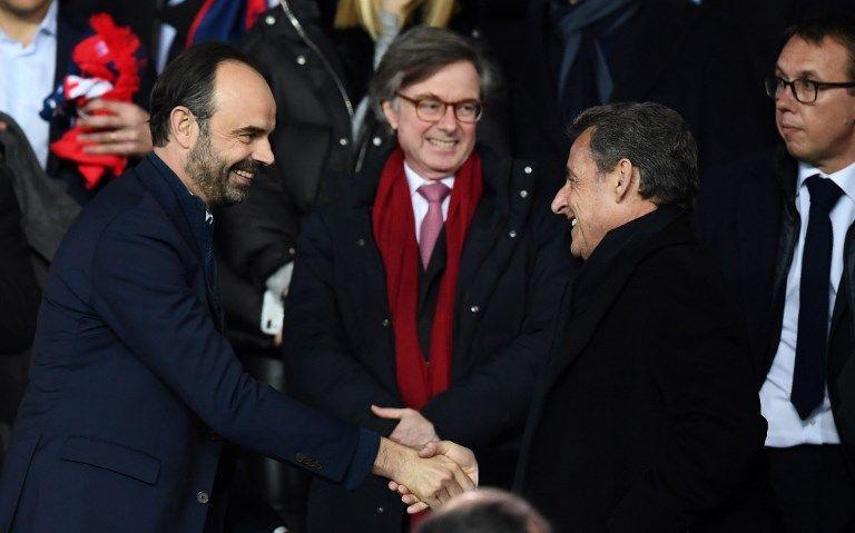 Edouard Philippe, Nicolas Sarkozy et Gérald Darmanin ont déjeuné ensemble à Matignon
