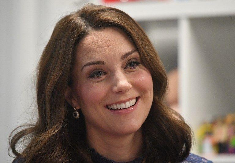 Kate Middleton devrait accoucher sous peu de son troisième enfant