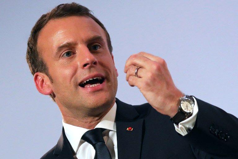 Pour en finir avec le mythe d'Emmanuel Macron philosophe