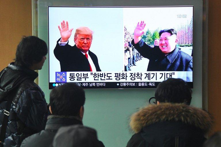 La rencontre historique entre Donald Trump et Kim Jong-un se précise