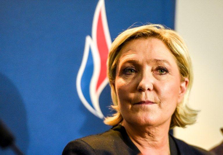 """Marine Le Pen : """"L'union des droites ne veut strictement rien dire"""""""