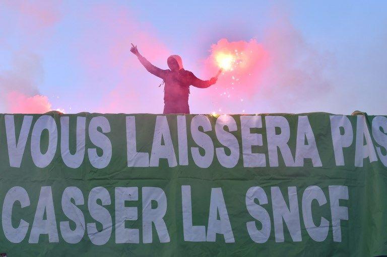 La grève à la SNCF pourrait se prolonger après juin