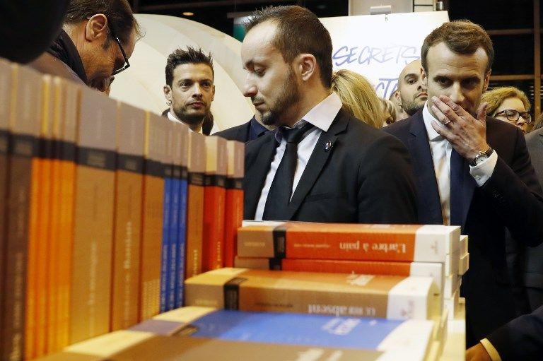 """Emmanuel Macron optimiste car """"l'histoire que nous vivons en Europe redevient tragique"""""""