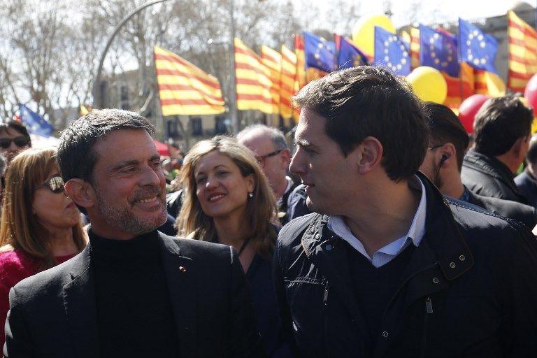 Sondages en berne pour Manuel Valls dans le cadre de son projet de conquête de la Mairie de Barcelone