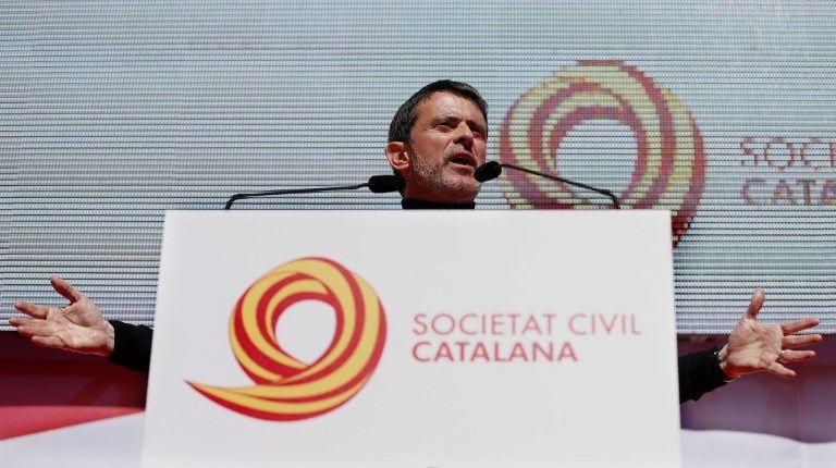 Manuel Valls futur candidat à la mairie de Barcelone pour les municipales de 2019 ?