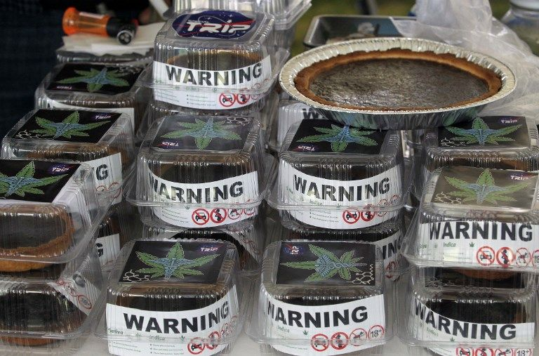 Aux Etats-Unis, le commerce légal de cannabis explose… seulement voilà, les banques ne veulent pas de cet argent
