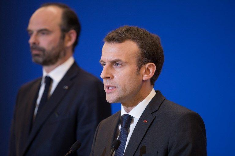 Popularité : Emmanuel Macron regagne deux points