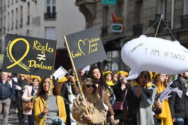 """Virginie Durant :  """"Une vraie économie parallèle est en train de se développer autour des maladies chroniques comme l'endométriose"""""""