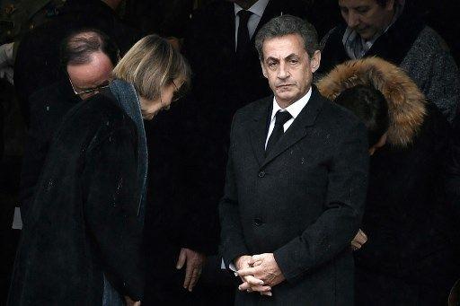"""Nicolas Sarkozy sur Les Républicains : """"je les aime beaucoup mais ce n'est plus mon quotidien"""""""