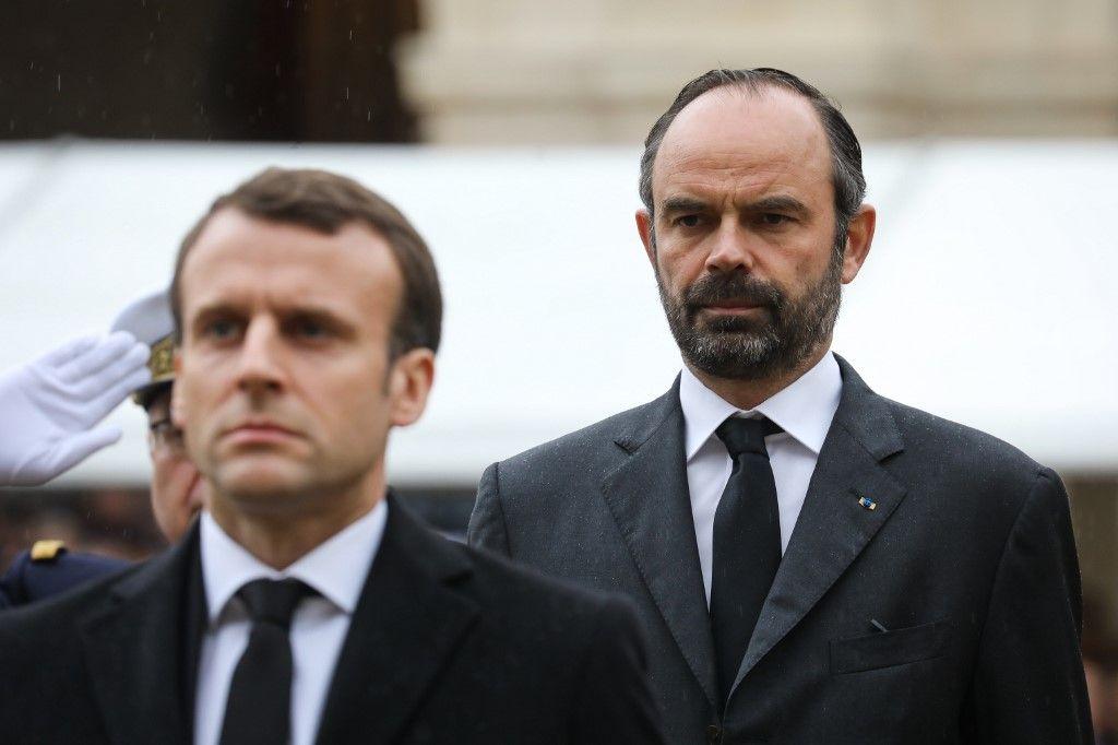 Remaniement : le gouvernement d'Edouard Philippe démissionne