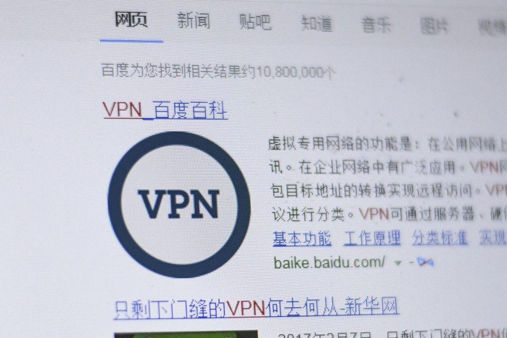 VPN internet réseaux télétravail