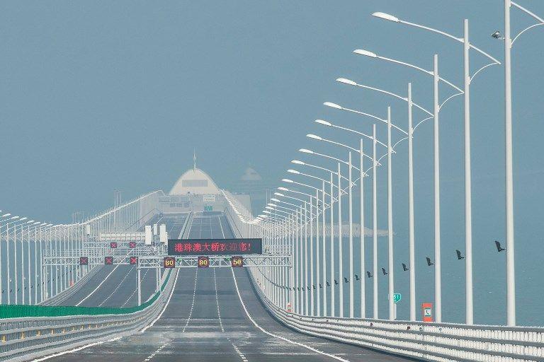 La Chine possède désormais le plus long pont maritime du monde
