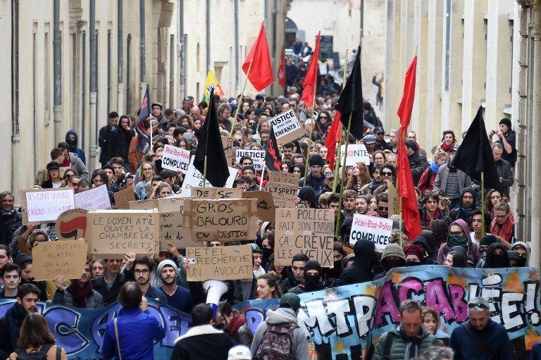 Universités : comment Macron tente de refaire avec les étudiants ce qu'il a réussi avec les partis politiques à la présidentielle