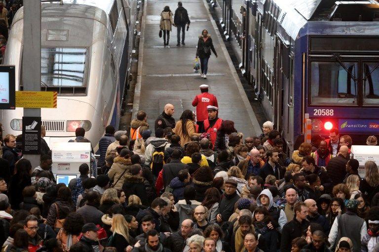 SNCF : une mobilisation sociale qui reste impopulaire aux yeux d'une majorité de Français