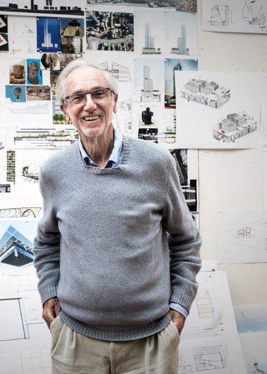 Gênes : l'architecte Renzo Piano va dessiner un nouveau pont gratuitement