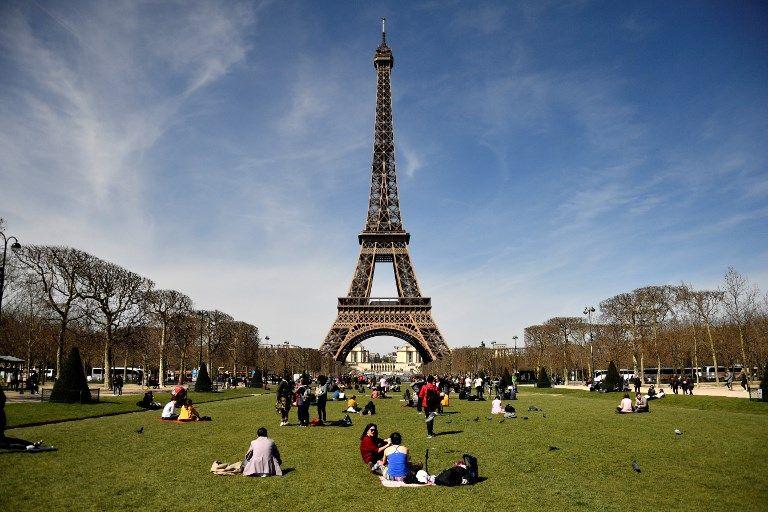 La Tour Eiffel est fermée au public ce vendredi 13 avril