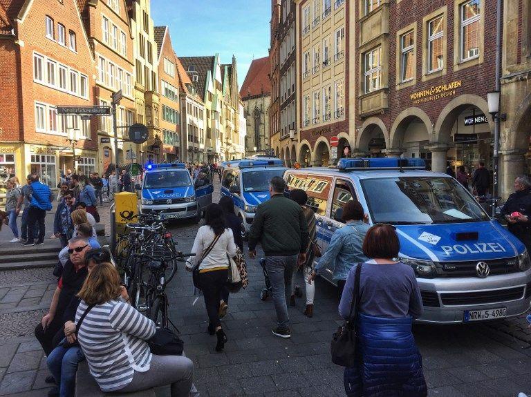 Allemagne : une voiture lancée dans la foule fait quatre morts à Münster