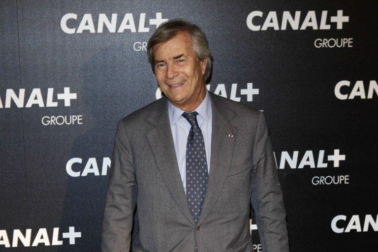 Vincent Bolloré quitte la présidence du conseil de surveillance de Canal +