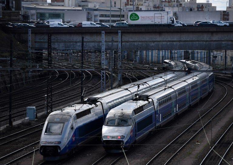 Prévision du trafic à la SNCF pour les nouvelles journées de grève du 13 et du 14 avril