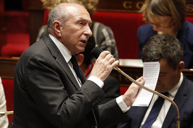 Gérard Collomb promet de rétablir l'Etat de droit