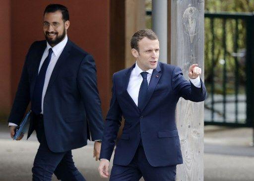 Affaire Benalla : la cote de confiance d'Emmanuel Macron en hausse