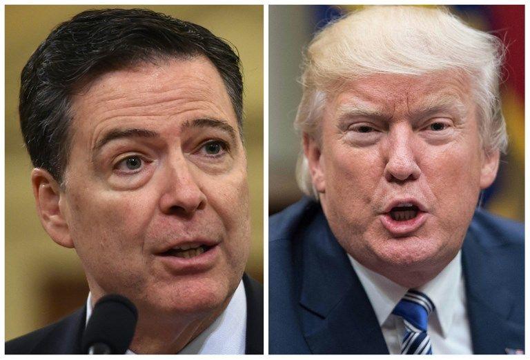 """""""Détaché de la vérité"""", """"pas éthique"""": James Comey, l'ex-directeur du FBI, règle ses comptes avec Donald Trump"""