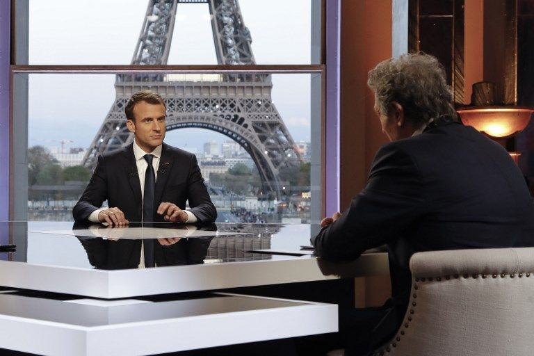 Emmanuel Macron face à Plenel et Bourdin : les principales annonces à retenir