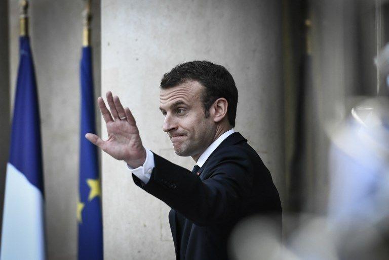 58% des Français sont mécontents de l'action du Président de l'Etat