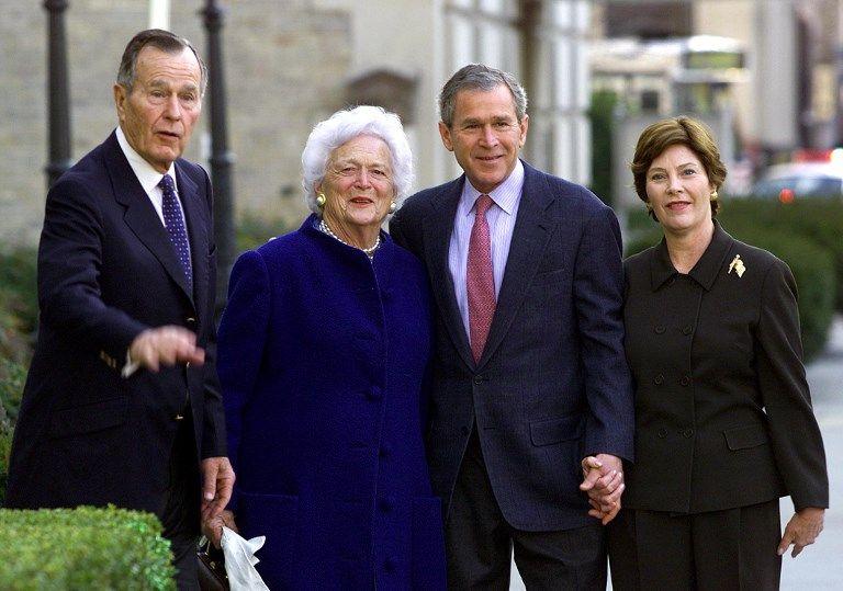 Femme puis mère de présidents des Etats-Unis, Barbara Bush est décédée
