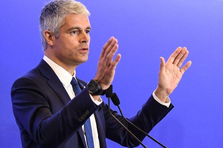 Laurent Wauquiez souhaite organiser un référendum sur l'immigration
