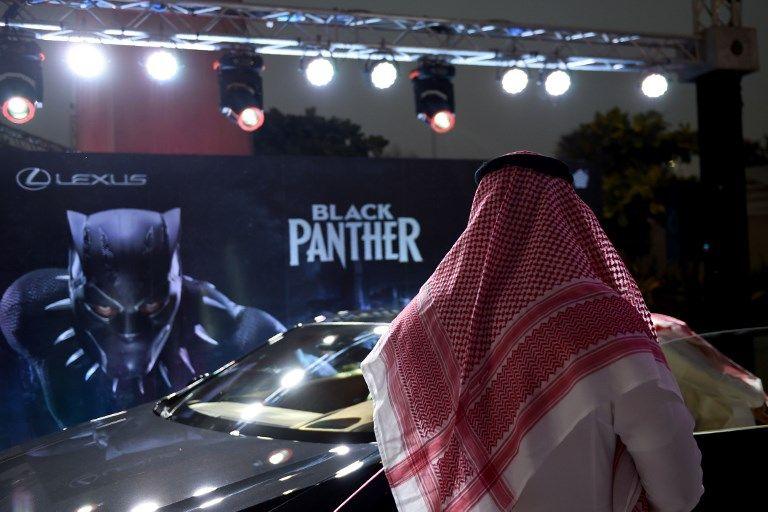 Pour la première fois depuis 35 ans, les Saoudiens vont pouvoir aller au cinéma