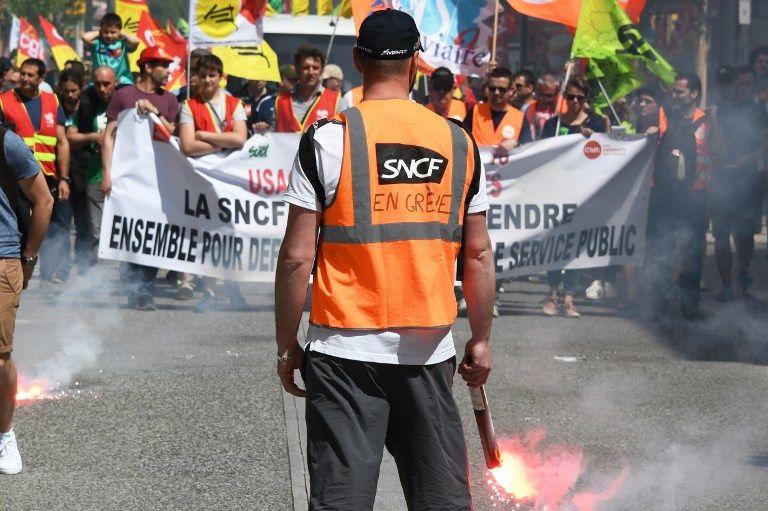 La grève à la SNCF est injustifiée pour 57% des Français