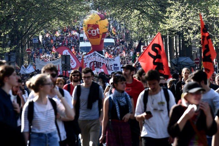 Défilés du 1er mai : mais qui saura faire aux syndicats français ce qu'Emmanuel Macron a fait aux partis politiques ?