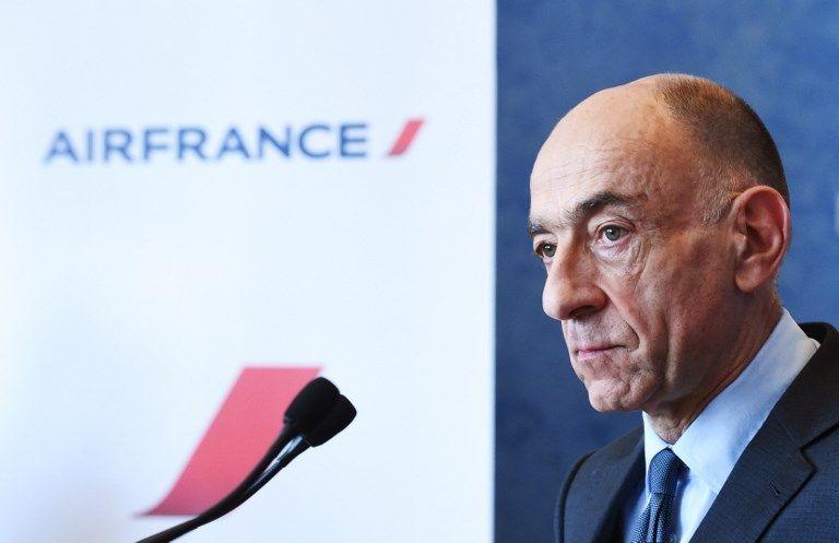 Grève à Air France : Le PDG Jean-Marc Janaillac met sa démission en jeu dans le cadre d'une consultation sur des propositions salariales