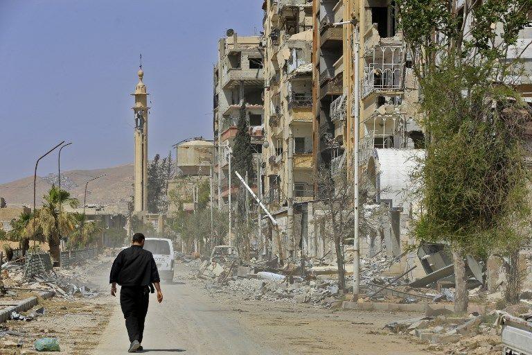 Armes chimiques en Syrie : pourquoi les analyses des enquêteurs n'auront aucun impact sur la guerre de l'information qui se joue entre les différents camps