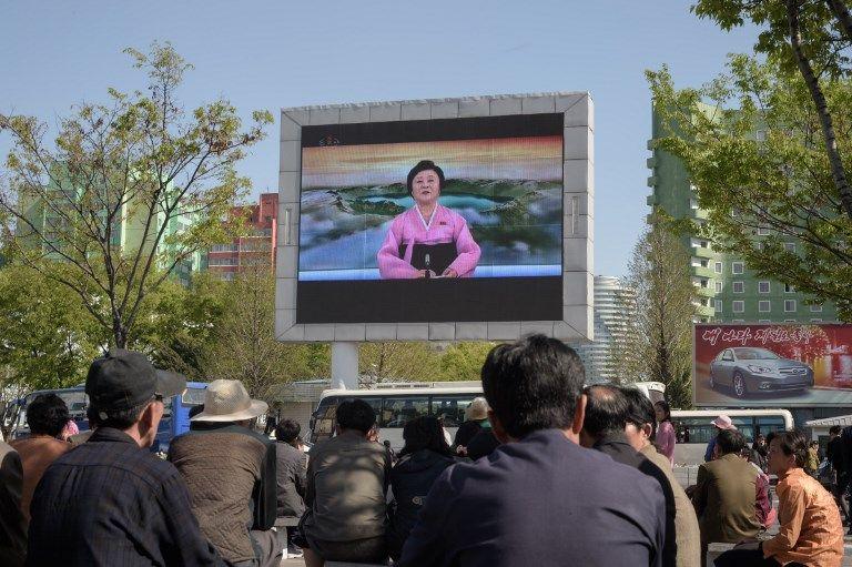 La Corée du Nord annonce la suspension de ses programmes nucléaires et balistiques