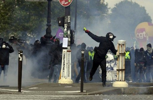 """Syndrome du 1er mai : ce mal français dont la fièvre """"Black Blocs + Gilets Jaunes"""" est le symptôme"""