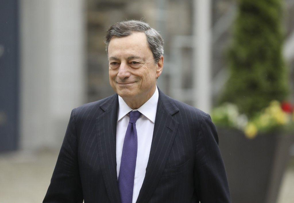 Mario Draghi BCE Europe crise économique coronavirus covid-19 relance