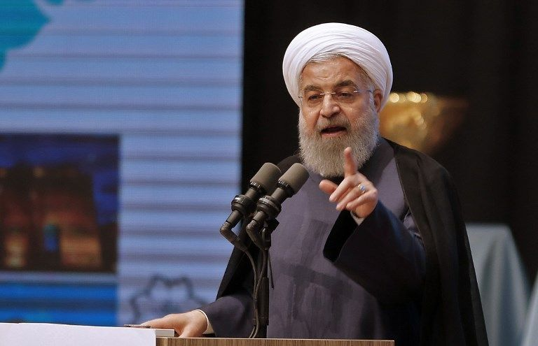 Le président iranien Hassan Rohani a quitté Téhéran pour une visite en Europe