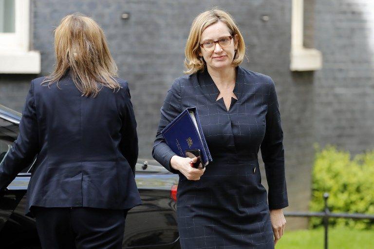 Royaume-Uni : démission de la ministre de l'Intérieur après des polémiques sur l'immigration