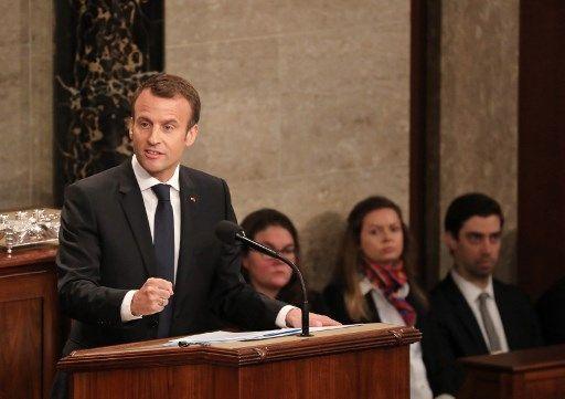 Emmanuel Macron face au Congrès américain : habile, très habile... au point de faire oublier les failles de sa vision d'un multilatéralisme fort refondé