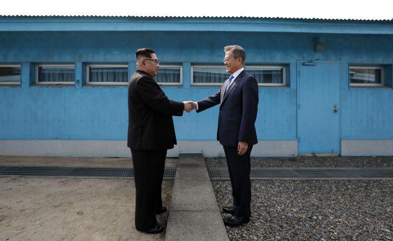 Donald Trump, diplomatie des Jeux Olympiques, ou intervention chinoise....mais qui est à l'origine de la rencontre entre les deux Corées qui pourrait aboutir à une déclaration de paix ?