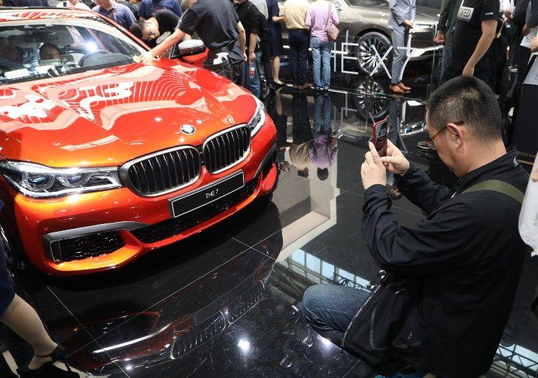 Ce que le salon de l'Auto de Pékin signifie pour le futur des constructeurs européens… et français