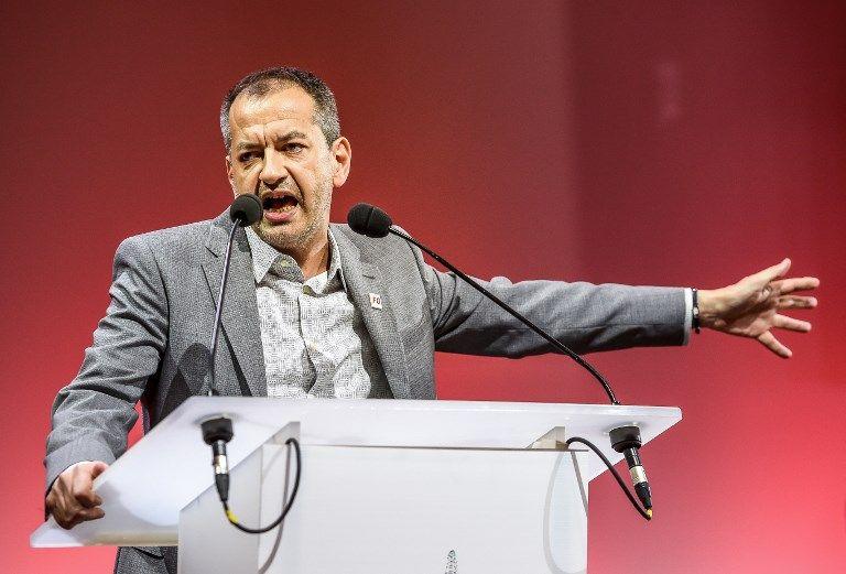 """Le nouveau leader de FO veut """"un moratoire"""" sur la réforme de la SNCF"""