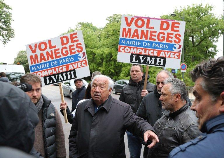 Marcel Campion lance un parti politique contre Anne Hidalgo