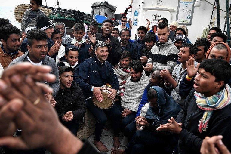 Aquarius : les migrants qui le souhaitent seront accueillis par la France