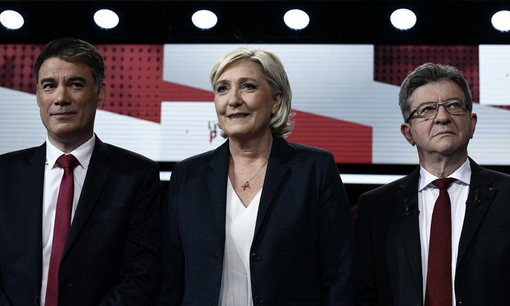 Faire des européennes un référendum anti-Macron : l'aveu de faiblesse de RN et LFI